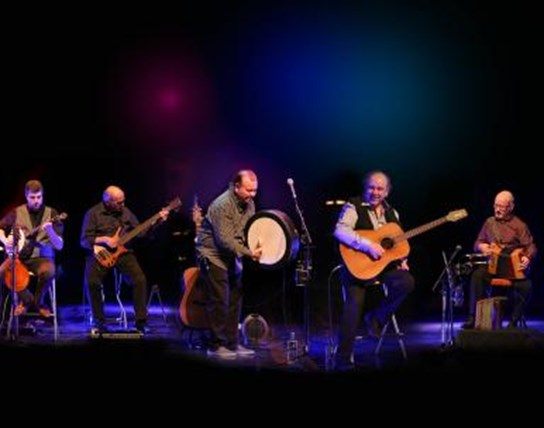 The Fureys - Legendarische Ierse Folkgroep